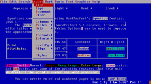 5x-dos-a559929a888425c7cd465e0ce76fc149-WordPerfect 5.1 - Edit